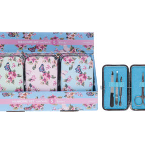 Set manicure floreal – 5 pieces
