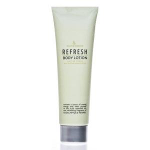 Body Lotion – refresh – essential oils fragrance eucalyptus e fennel – 150 ml