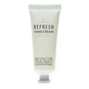 Hand cream – Refresh essential oils fragrance eucalyptus e fennel
