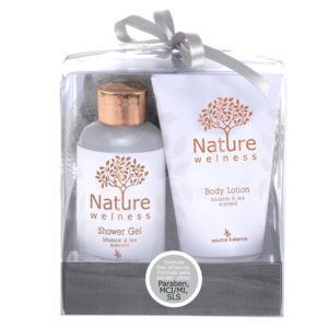 Bath Gifset Nature Wellness
