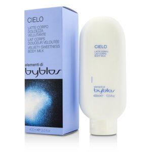 Latte corpo – Elementi di Byblos – cielo 400 ml