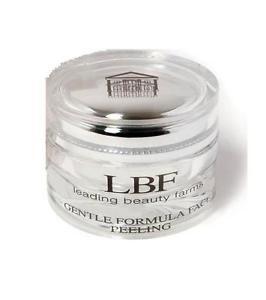 LBF – Leading Beauty Farm. Gentle formula face peeling – crema esfoliante viso 50 ml