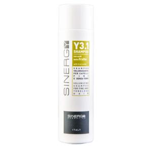 Sinergy Y3.1 Shampoo volumizzante per capelli fini, fragili e sottotono