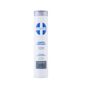 Sinergy Cosmetics – Shampoo purificante antiforfora