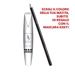Mascara Max Ciglia Finte + Matita occhi