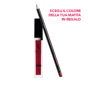 Liquid Lipliner Red Cherry + Lipliner