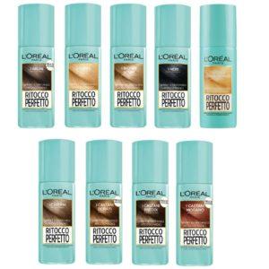 L'Oréal Paris Ritocco perfetto Spray istantaneo ritocco radici